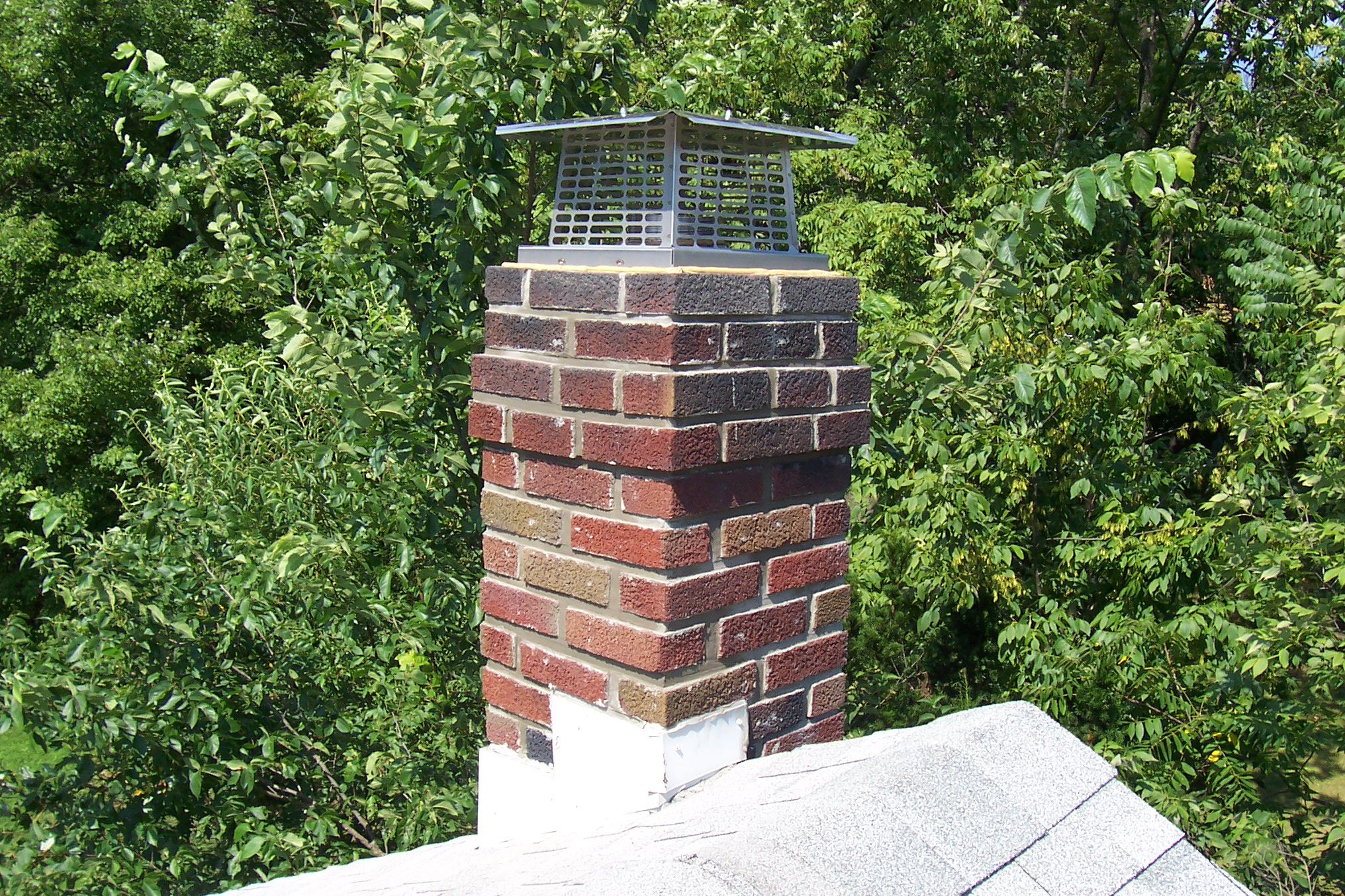 Tuckpointing Weller S Chimney Sweeps Stove Sales And
